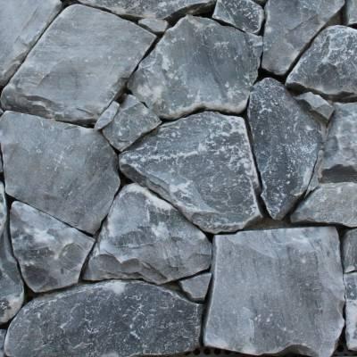 Facciate in pietra naturale