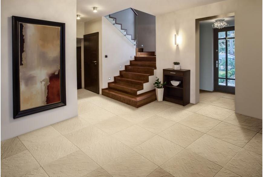 Pavimenti in pietra ricostruita origine pietra - Pavimenti per interni moderni ...