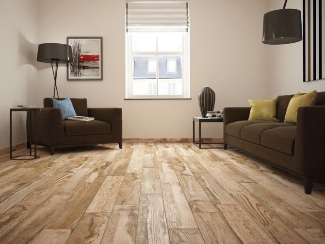 Gres effetto legno rovere origine pietra for Gres effetto legno senza fuga