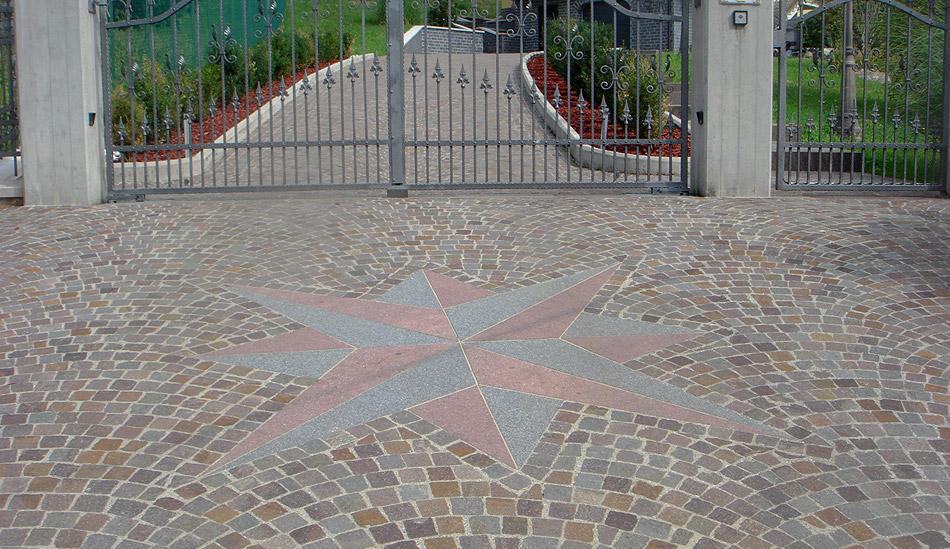 Il porfido un materiale nobile oggi riscoperto origine pietra - Pavimenti per esterno offerte ...