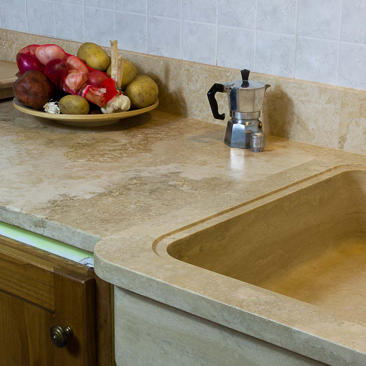Originepietra il progetto in marmo o pietra su misura per - Lavandino cucina in pietra ...