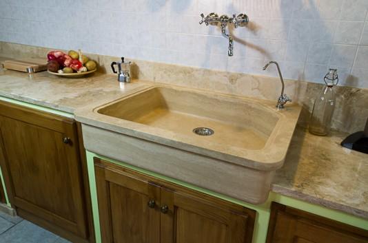 Originepietra il progetto in marmo o pietra su misura per - Lavandini in marmo per cucina ...