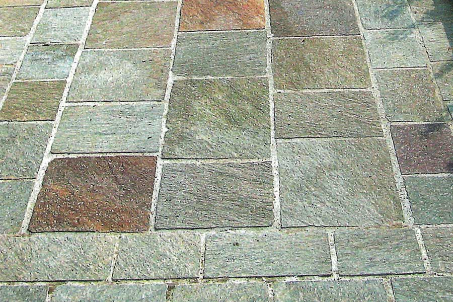 Porfido origine pietra