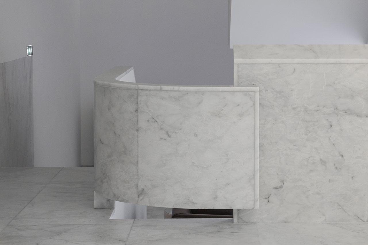 Scale in marmo per interni soluzioni molto utilizzate per - Scale di marmo ...