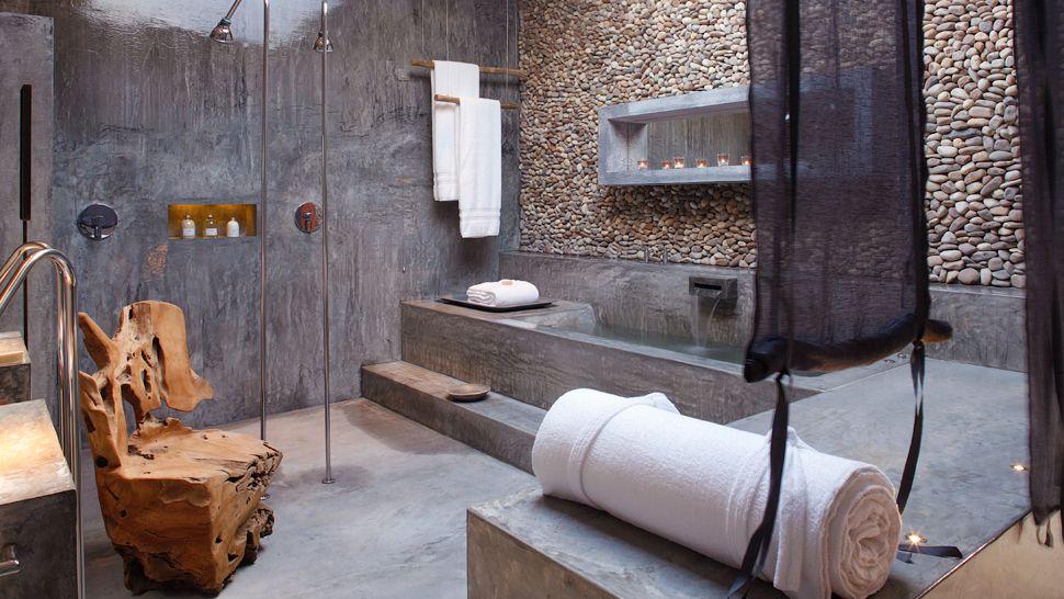 Pietra e marmo è possibile posarli in un interno doccia