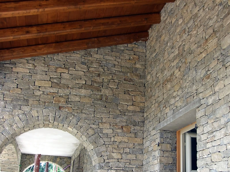 Isolamento a cappotto eps o fibra di legno origine pietra - Pietra finta leroy merlin ...